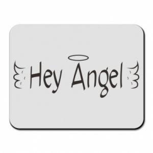 Mouse pad Hey angel
