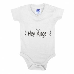 Baby bodysuit Hey angel