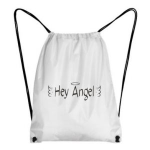 Backpack-bag Hey angel