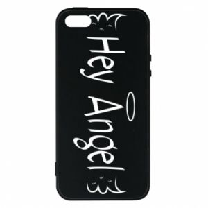 Phone case for iPhone 5/5S/SE Hey angel