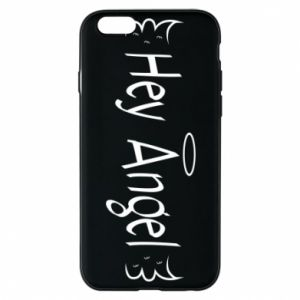 Phone case for iPhone 6/6S Hey angel