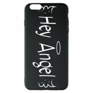 Phone case for iPhone 6 Plus/6S Plus Hey angel