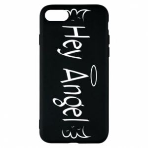 Phone case for iPhone 8 Hey angel