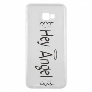 Phone case for Samsung J4 Plus 2018 Hey angel