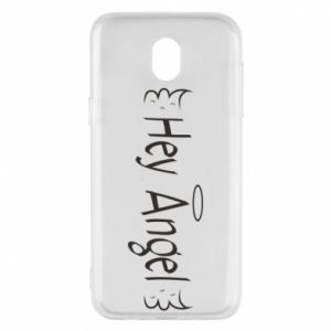 Phone case for Samsung J5 2017 Hey angel