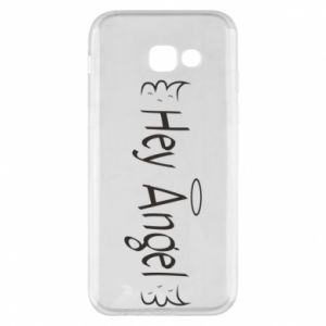 Phone case for Samsung A5 2017 Hey angel