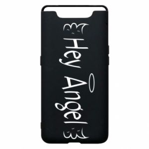 Phone case for Samsung A80 Hey angel