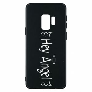 Phone case for Samsung S9 Hey angel