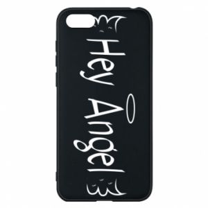Phone case for Huawei Y5 2018 Hey angel