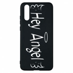 Phone case for Huawei P20 Hey angel