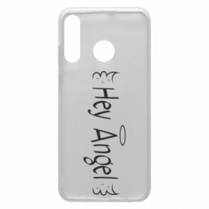 Phone case for Huawei P30 Lite Hey angel
