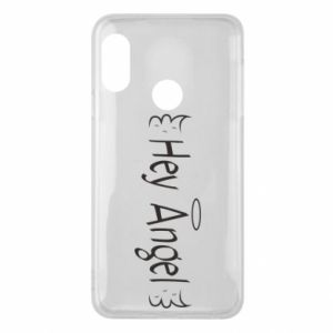 Phone case for Mi A2 Lite Hey angel