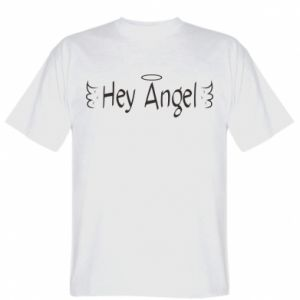 T-shirt Hey angel