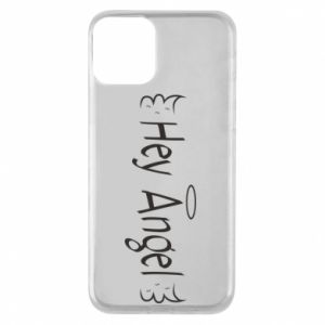 Phone case for iPhone 11 Hey angel