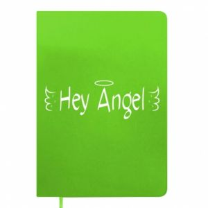 Notepad Hey angel
