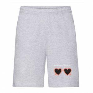 Men's shorts Hey good looking