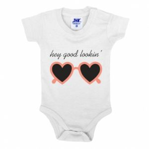 Baby bodysuit Hey good looking