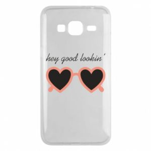 Phone case for Samsung J3 2016 Hey good looking