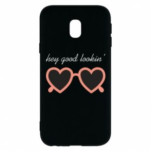 Phone case for Samsung J3 2017 Hey good looking