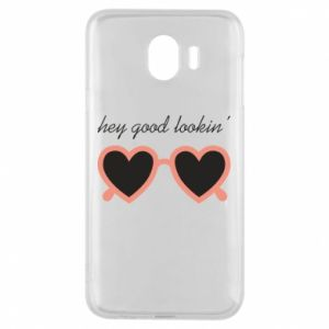 Phone case for Samsung J4 Hey good looking