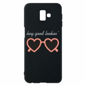 Phone case for Samsung J6 Plus 2018 Hey good looking