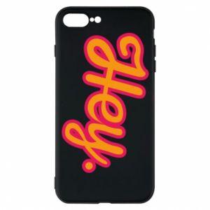 Etui do iPhone 7 Plus Hey.