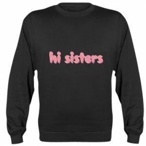 Bluza (raglan) Hi sisters