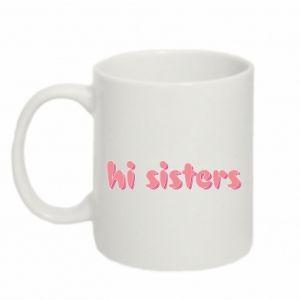 Kubek 330ml Hi sisters