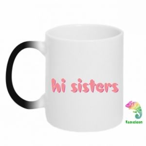 Kubek-magiczny Hi sisters