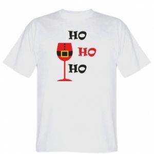 T-shirt HO HO HO Santa