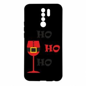 Xiaomi Redmi 9 Case HO HO HO Santa