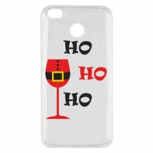 Xiaomi Redmi 4X Case HO HO HO Santa