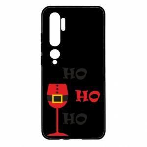 Xiaomi Mi Note 10 Case HO HO HO Santa