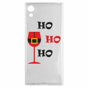 Sony Xperia XA1 Case HO HO HO Santa