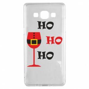 Samsung A5 2015 Case HO HO HO Santa