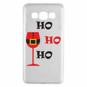 Samsung A3 2015 Case HO HO HO Santa