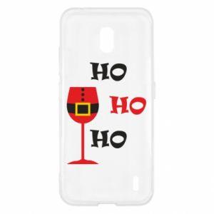 Nokia 2.2 Case HO HO HO Santa
