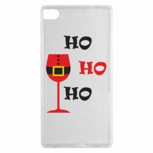 Huawei P8 Case HO HO HO Santa