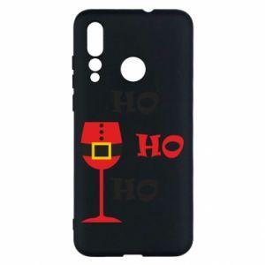 Huawei Nova 4 Case HO HO HO Santa