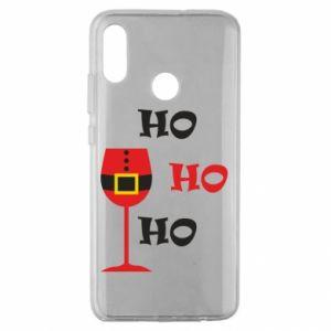 Huawei Honor 10 Lite Case HO HO HO Santa
