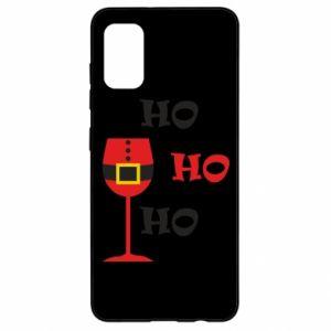 Samsung A41 Case HO HO HO Santa