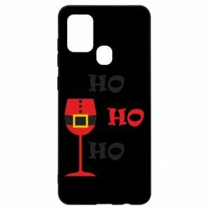 Samsung A21s Case HO HO HO Santa