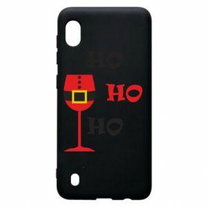 Samsung A10 Case HO HO HO Santa