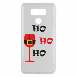 LG G6 Case HO HO HO Santa