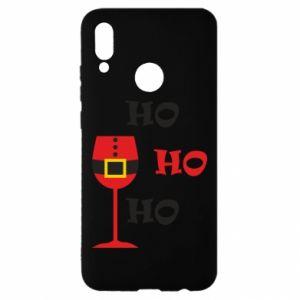 Huawei P Smart 2019 Case HO HO HO Santa