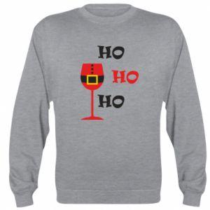 Bluza (raglan) HO HO HO Santa
