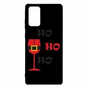Etui na Samsung Note 20 HO HO HO Santa