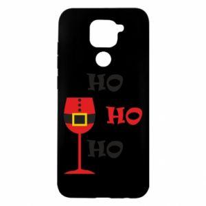 Etui na Xiaomi Redmi Note 9/Redmi 10X HO HO HO Santa