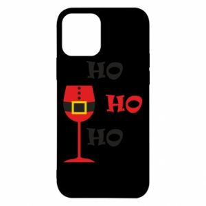 Etui na iPhone 12/12 Pro HO HO HO Santa