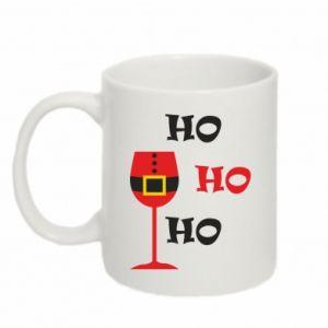 Mug 330ml HO HO HO Santa